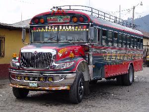 1 Guate – Guate- Guatemala city – úvodní článek