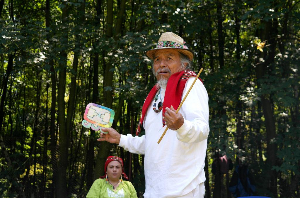 Zlatá kniha moudrosti nového věku starých Mayů je v nás samotných! Aneb jak začít.