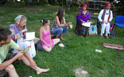 Reportáž z návštěvy tata Pedro a nan Shuni v ČR v létě 2013