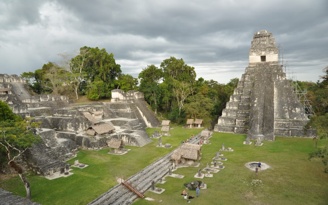 Dodnes nepřekonaní Mayové: Co vyhladilo extrémně vyspělou civilizaci?